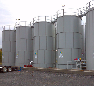 Image of Water Storage Tanks