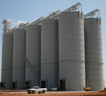 Picture of Water Storage Tanks