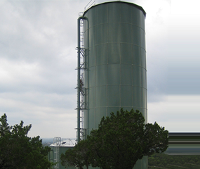 Image that shows Steel Water Tanks